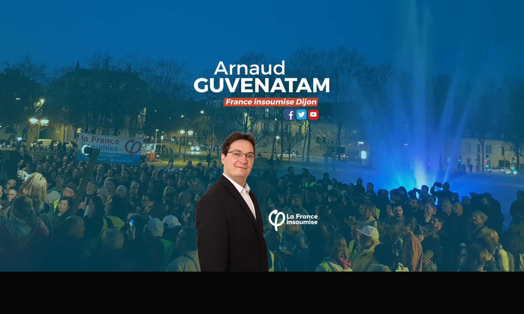 Arnaud Guvenatam